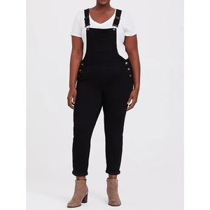 FREE SHIPPING Torrid Overalls Size 12R